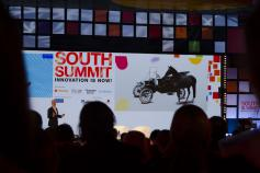 Conferencia en el marco de South Summit
