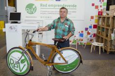 Kardam Bikes, emprendedores de la Red emprendeverde, en The South Summit