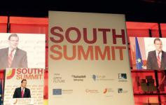 Mariano Rajoy inauguró The South Summit.