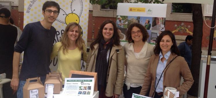 la red emprendeverde presente en sustainable brands en barcelona