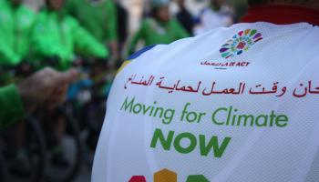 Iniciativa Moving for climate now